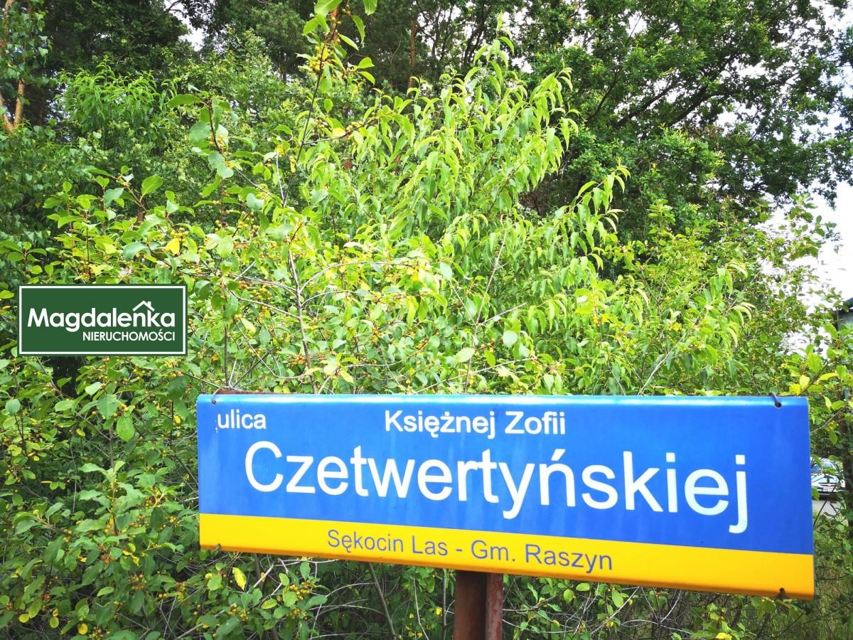 Sękocin-Las Księżnej Zofii Czetwertyńskiej