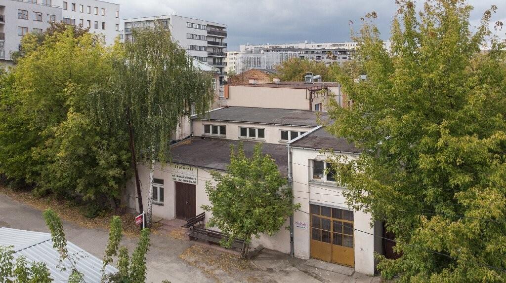 Warszawa Żoliborz Powązki Burakowska
