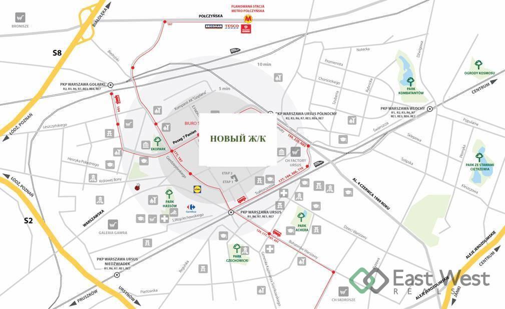 Warszawa Posag 7 Panien Ursus