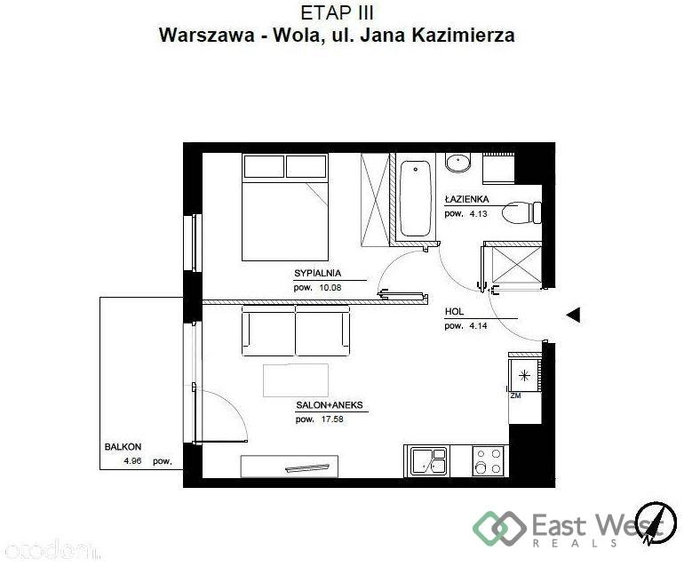 Warszawa Jana Kazimierza Wola