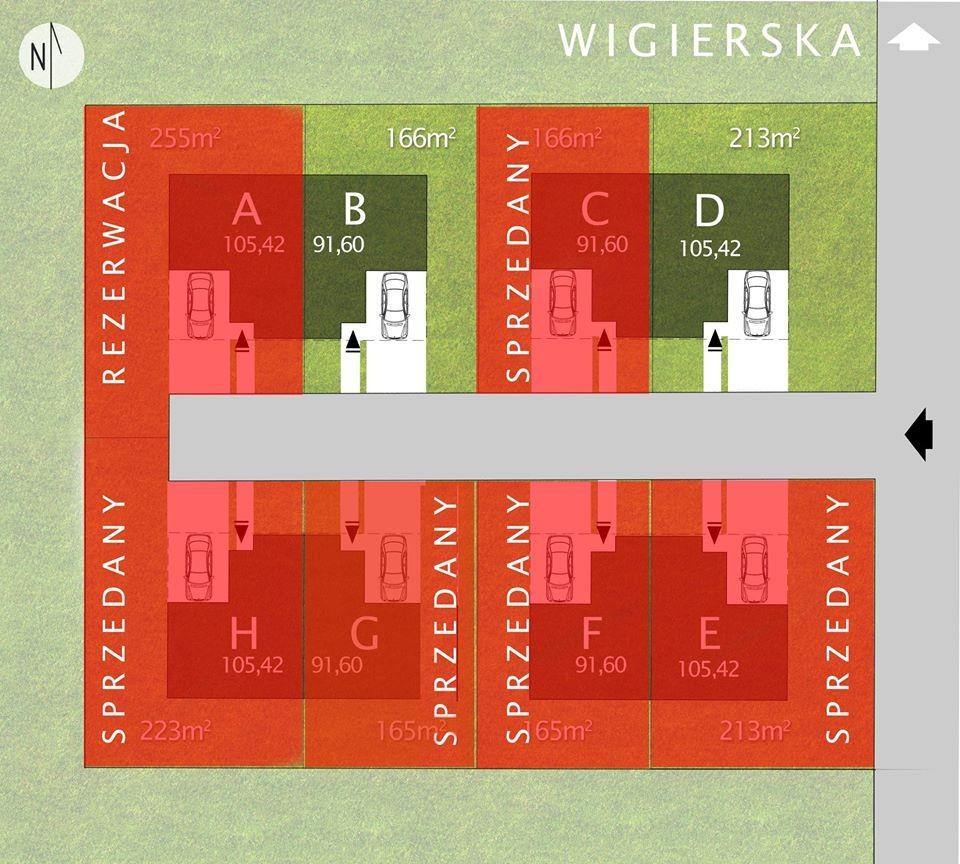 Białystok Dojlidy Górne Wigierska