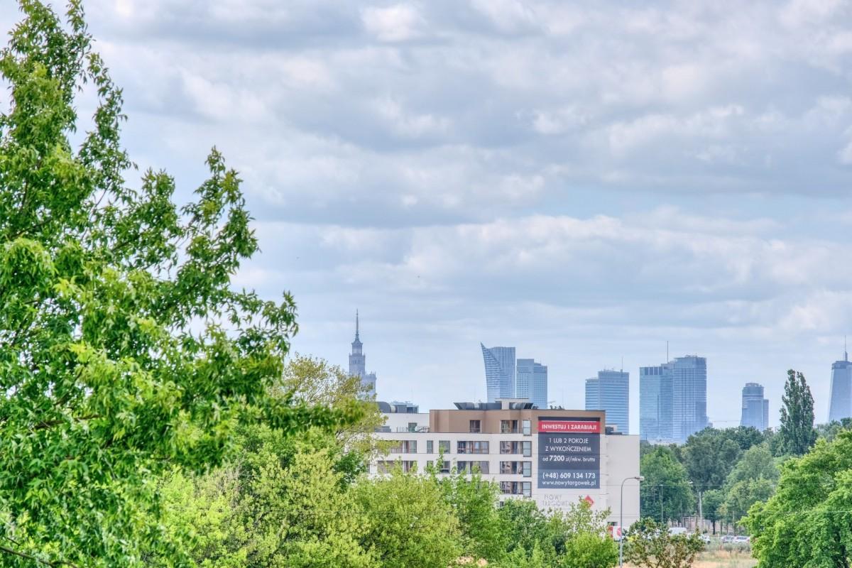 Warszawa Zielone Zacisze Targówek