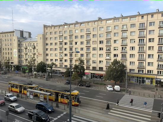 Warszawa Marszałkowska Śródmieście