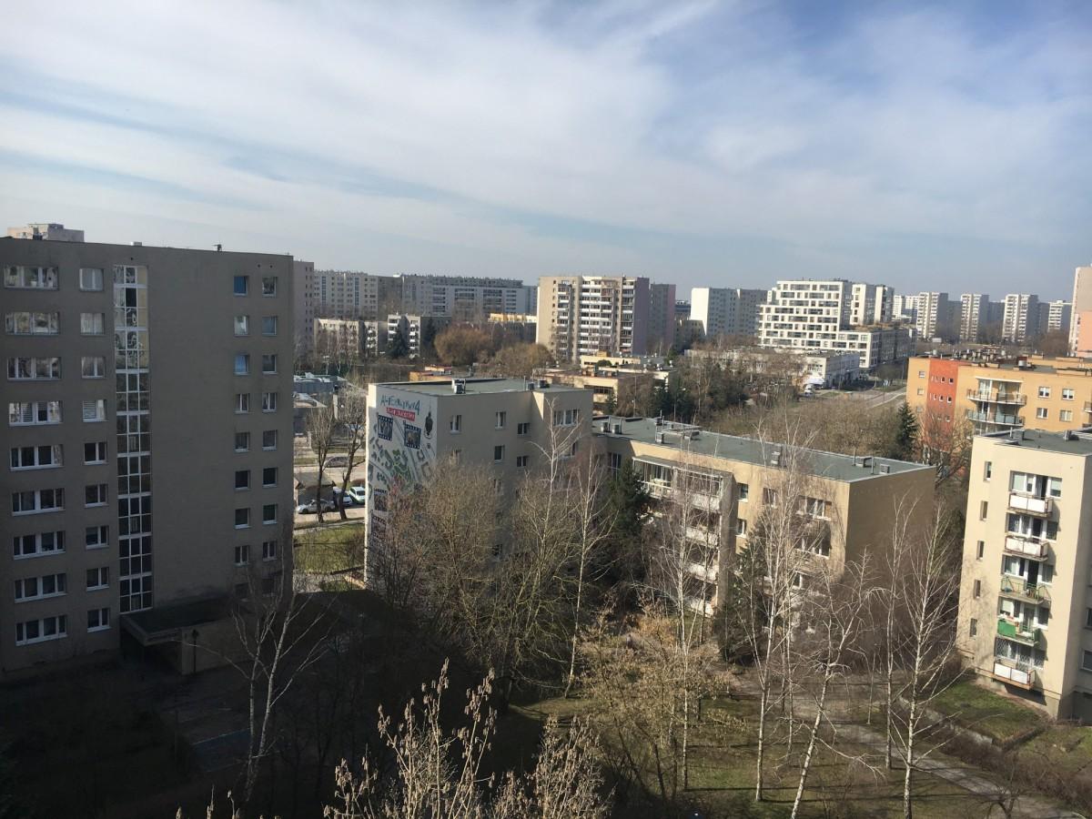 Warszawa cynamonowa Ursynów