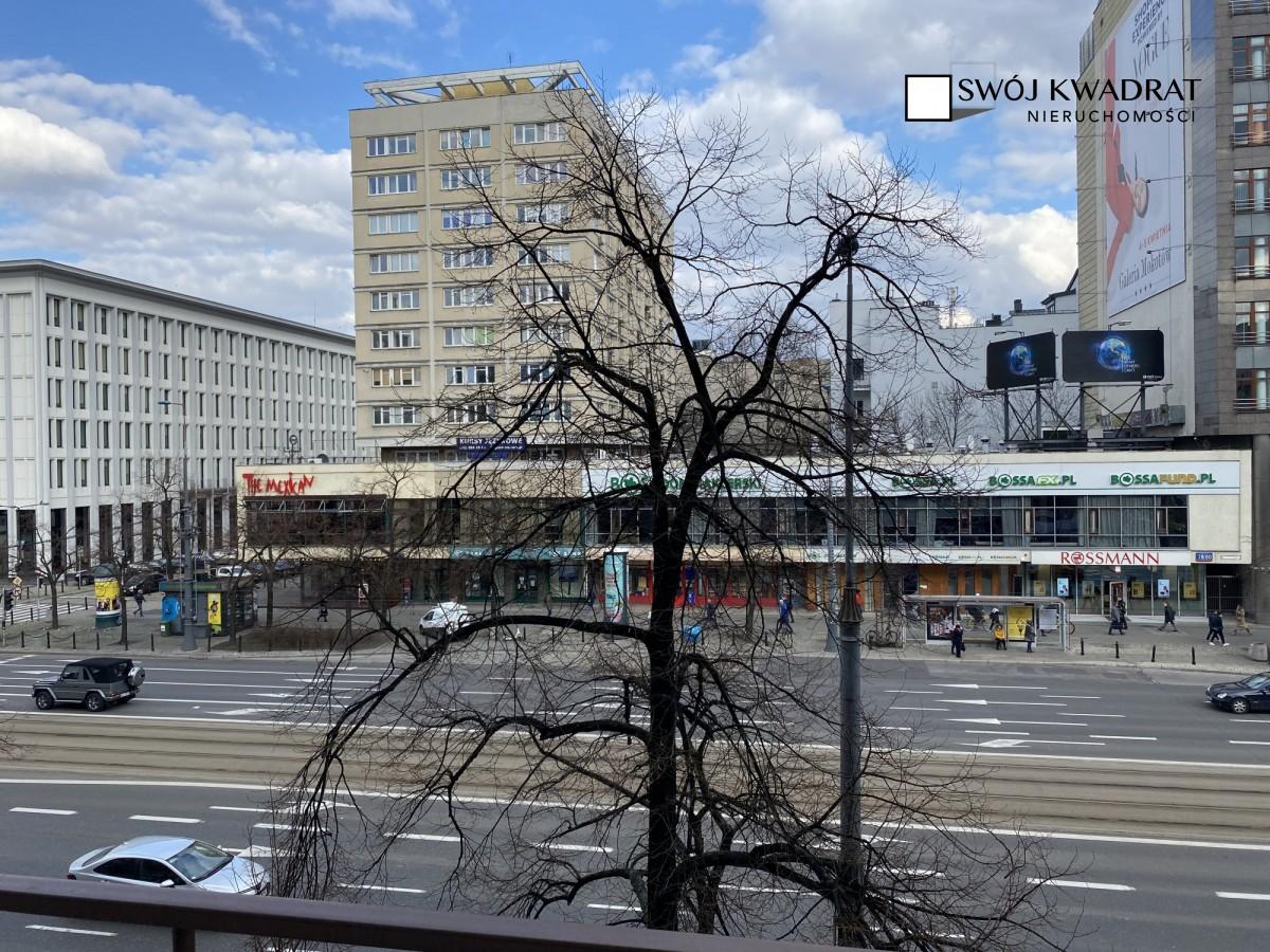 Warszawa Śródmieście Południowe Marszałkowska