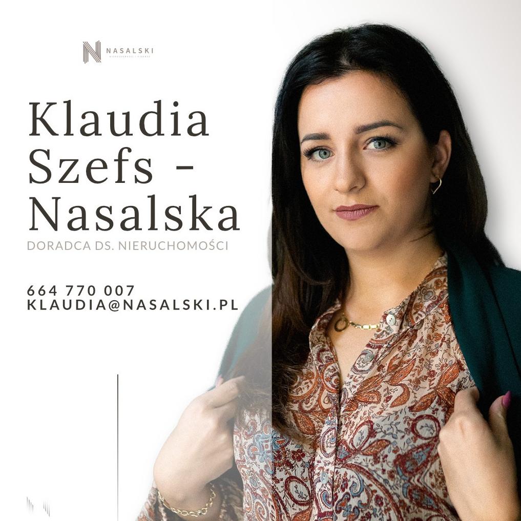 Klaudia Szefs-Nasalska